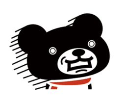 House of the KUMA sticker #13089033