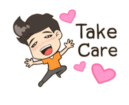 Hello My Love <ANI_ENG> sticker #13093495