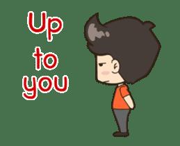 Hello My Love <ANI_ENG> sticker #13093499
