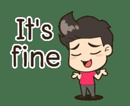 Hello My Love <ANI_ENG> sticker #13093505