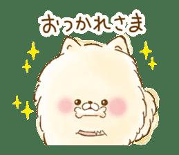 POME SHIBA sticker #13099218