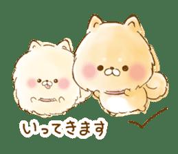 POME SHIBA sticker #13099220
