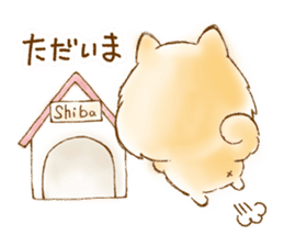 POME SHIBA sticker #13099222