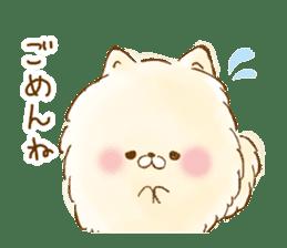 POME SHIBA sticker #13099226