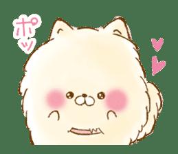 POME SHIBA sticker #13099233