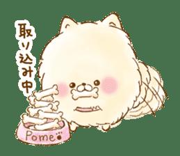 POME SHIBA sticker #13099250