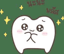 The cutie molar sticker #13100748