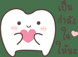 The cutie molar sticker #13100749