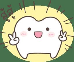The cutie molar sticker #13100753