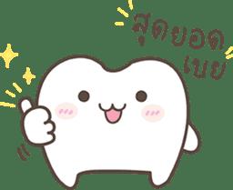 The cutie molar sticker #13100754