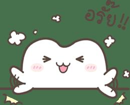 The cutie molar sticker #13100760