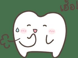 The cutie molar sticker #13100772