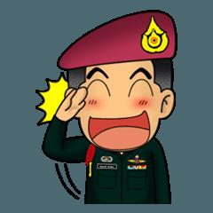 ทหารบก ชุด (รบ)พิเศษ 2