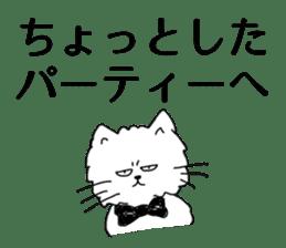 MOP cat sticker #13106360