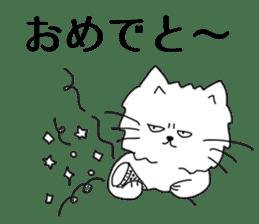 MOP cat sticker #13106373