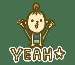 YOGA STICKERS vol.2 sticker #13113750