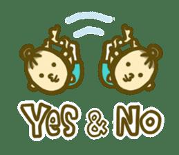 YOGA STICKERS vol.2 sticker #13113772