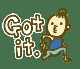 YOGA STICKERS vol.2 sticker #13113774