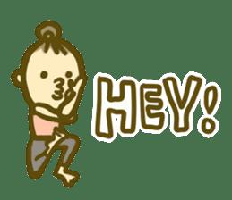YOGA STICKERS vol.2 sticker #13113775