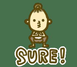 YOGA STICKERS vol.2 sticker #13113780