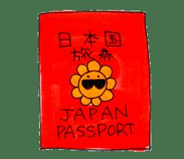 OTAN-KUN's TRIP sticker #13117698