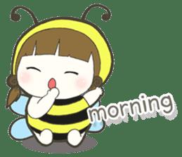 Haru little bee sticker #13119311