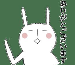 Usagi sticker satomo sticker #13123556