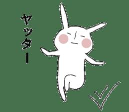 Usagi sticker satomo sticker #13123566