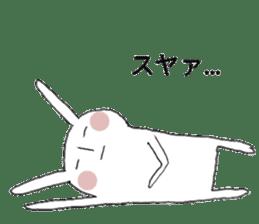 Usagi sticker satomo sticker #13123574