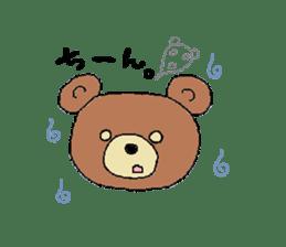 Kuma&Usa Stickers sticker #13125749