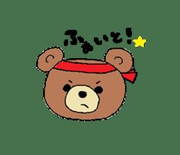 Kuma&Usa Stickers sticker #13125751