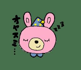 Kuma&Usa Stickers sticker #13125763
