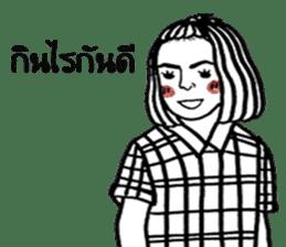 Paipakka Hips girl sticker #13132145