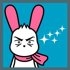 Funny bunny!