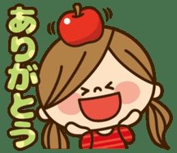 Kawashufu [autumn] sticker #13143306