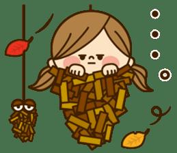 Kawashufu [autumn] sticker #13143317
