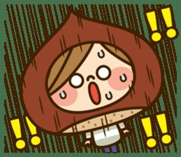 Kawashufu [autumn] sticker #13143319