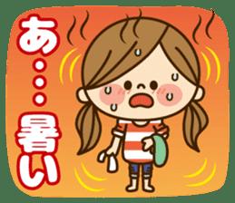 Kawashufu [autumn] sticker #13143323