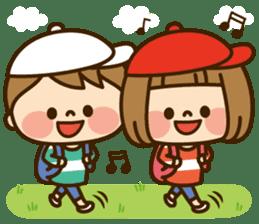 Kawashufu [autumn] sticker #13143330