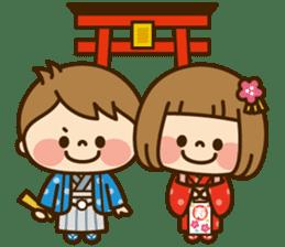 Kawashufu [autumn] sticker #13143331