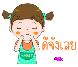 Minnie Magnet Online Shop. sticker #13143490