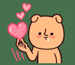 Inukkuma sticker #13144461