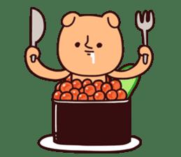 Inukkuma sticker #13144462