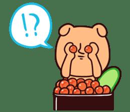 Inukkuma sticker #13144465