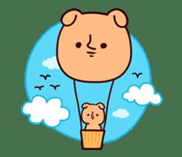 Inukkuma sticker #13144484