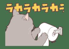 Cat full stickers for cat lover 2 sticker #13147501