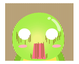 Tarty Turtle Animated sticker #13148143
