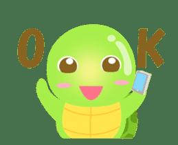 Tarty Turtle Animated sticker #13148144