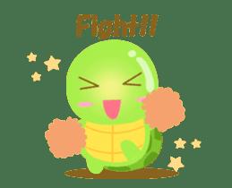 Tarty Turtle Animated sticker #13148148