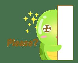 Tarty Turtle Animated sticker #13148151